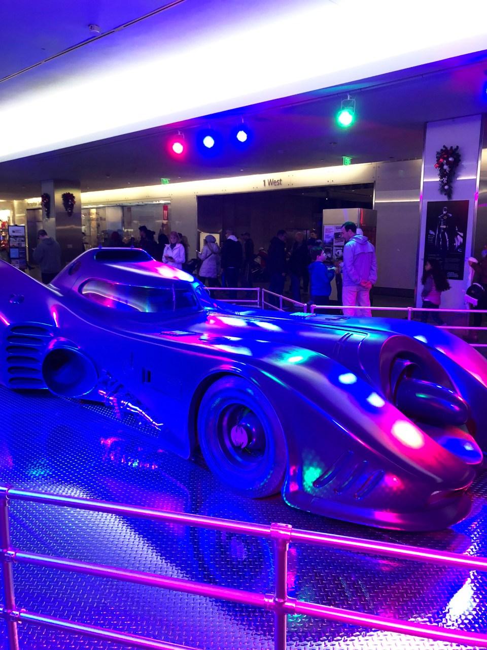 Museum of American History - Batmobile