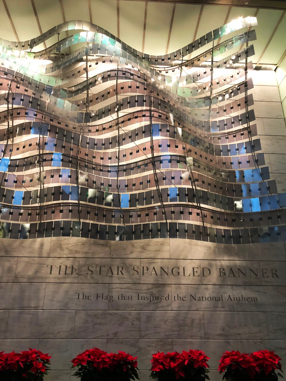 Museum of American History - Star Spangled Banner