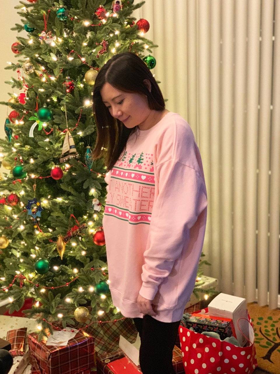 Not Another Ugly Sweater 1