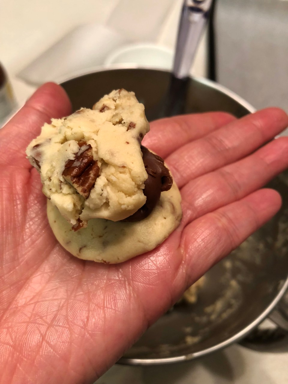 Nutella Snowball Cookie 2