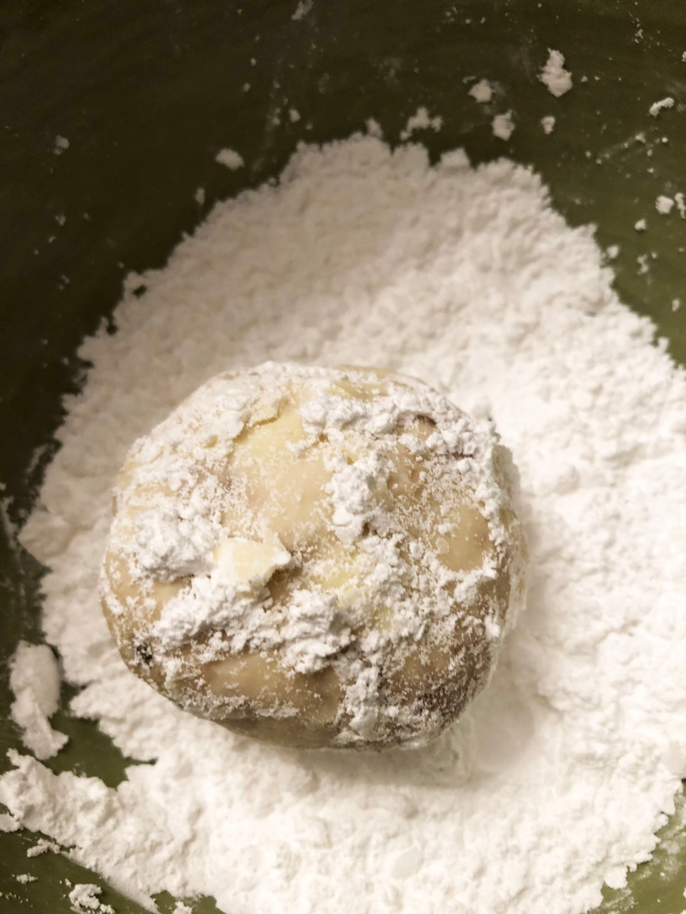 Nutella Snowball Cookie 7