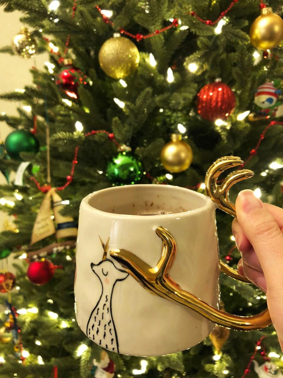 Stag Mug 1