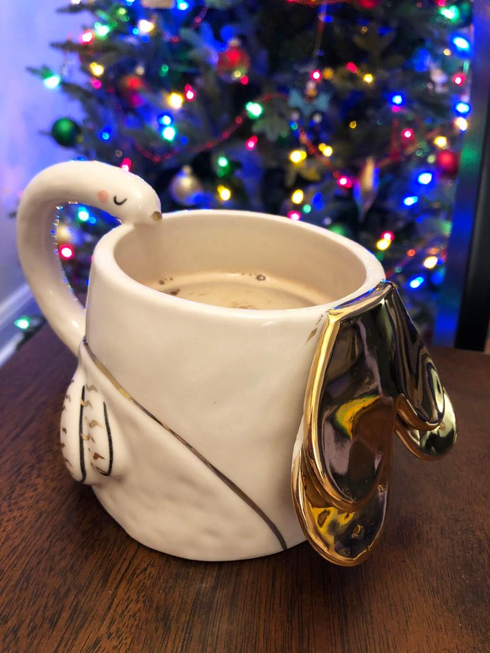 Swan Mug 1