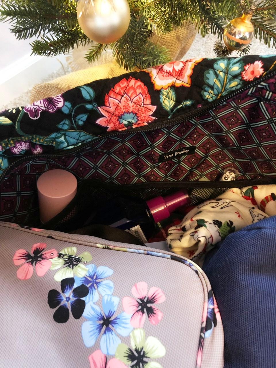 Vera Bradley - Iconic Weekender Travel Bag 3