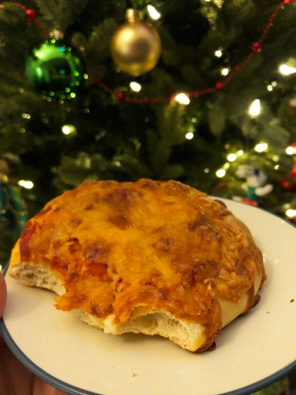 Wegman's Cheese Bialy