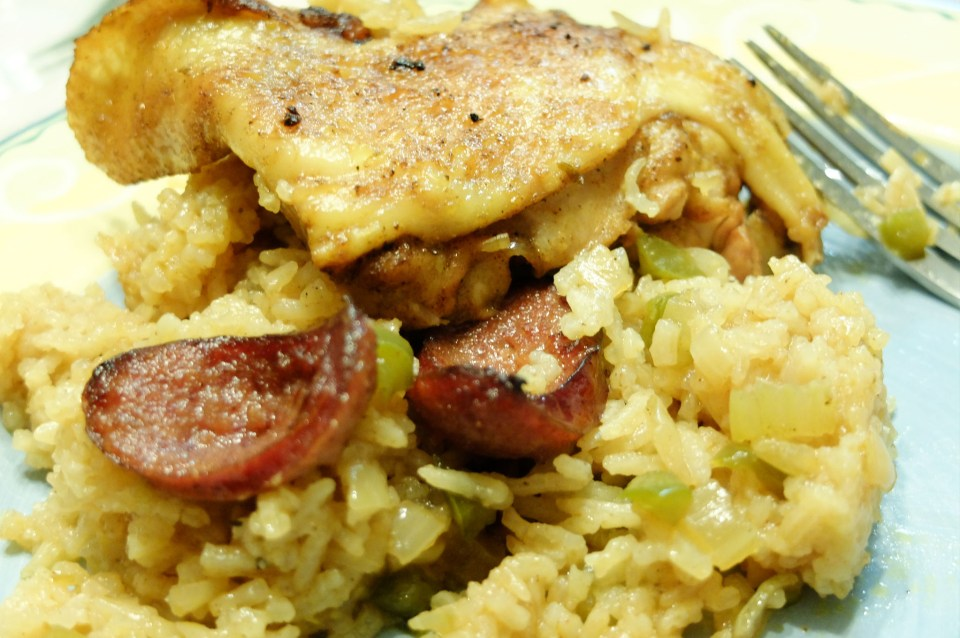 One-Pot Chicken & Dirty Rice 11