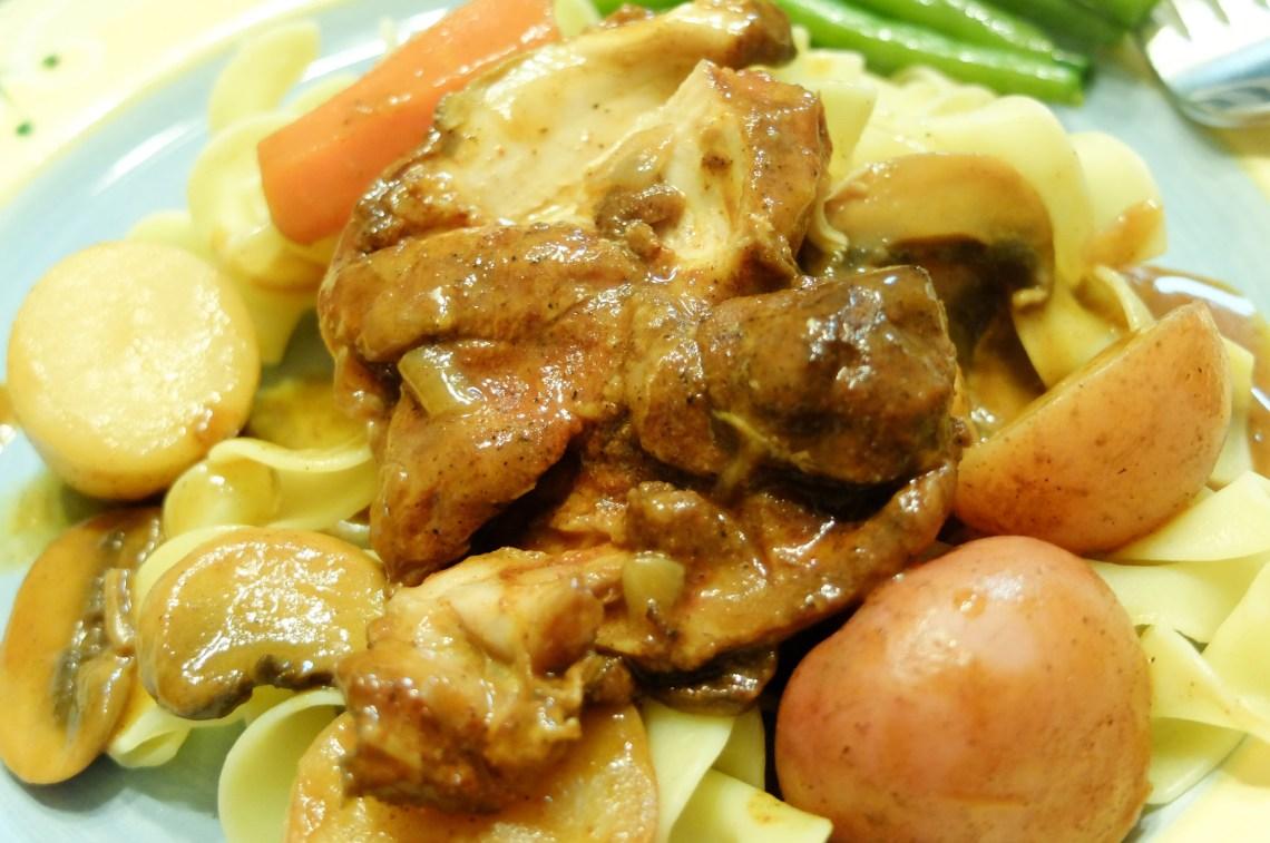 One-Pot Paprika Chicken