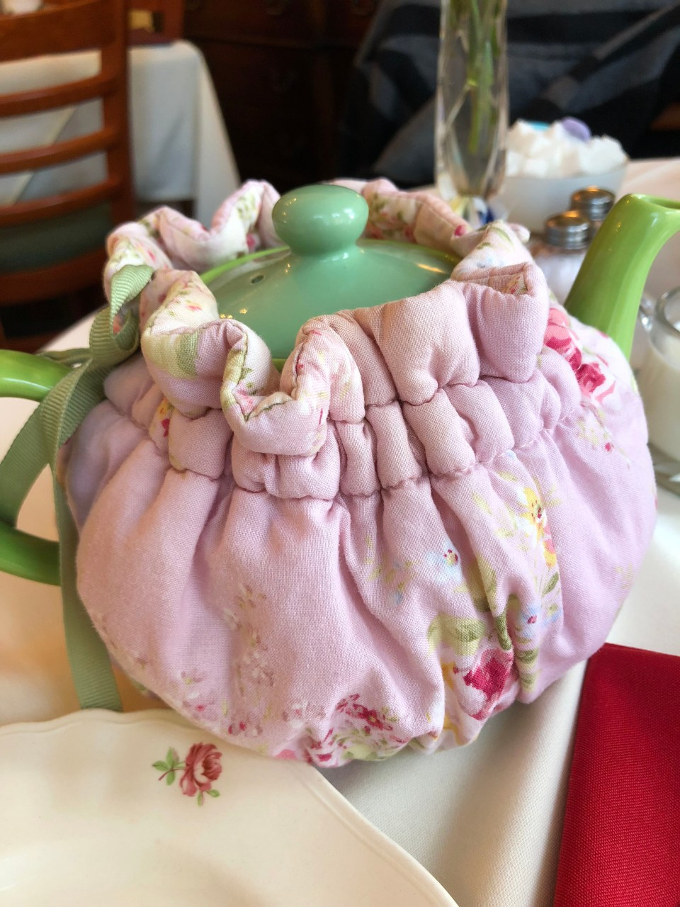 Teaberry's Tea Room 5