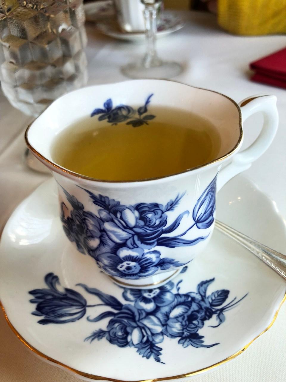 Teaberry's Tea Room 6