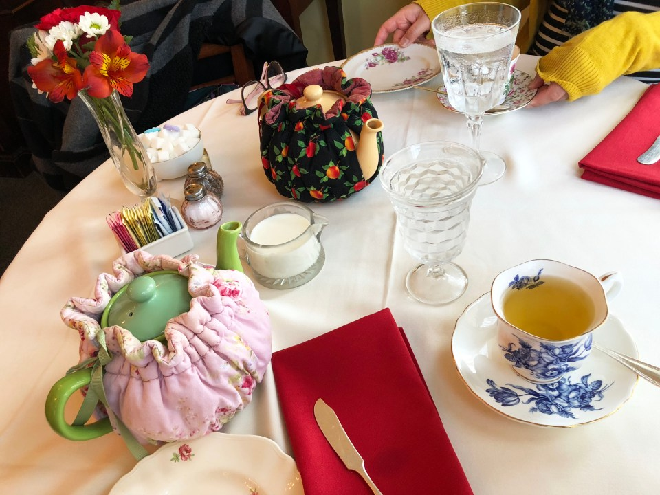Teaberry's Tea Room 7