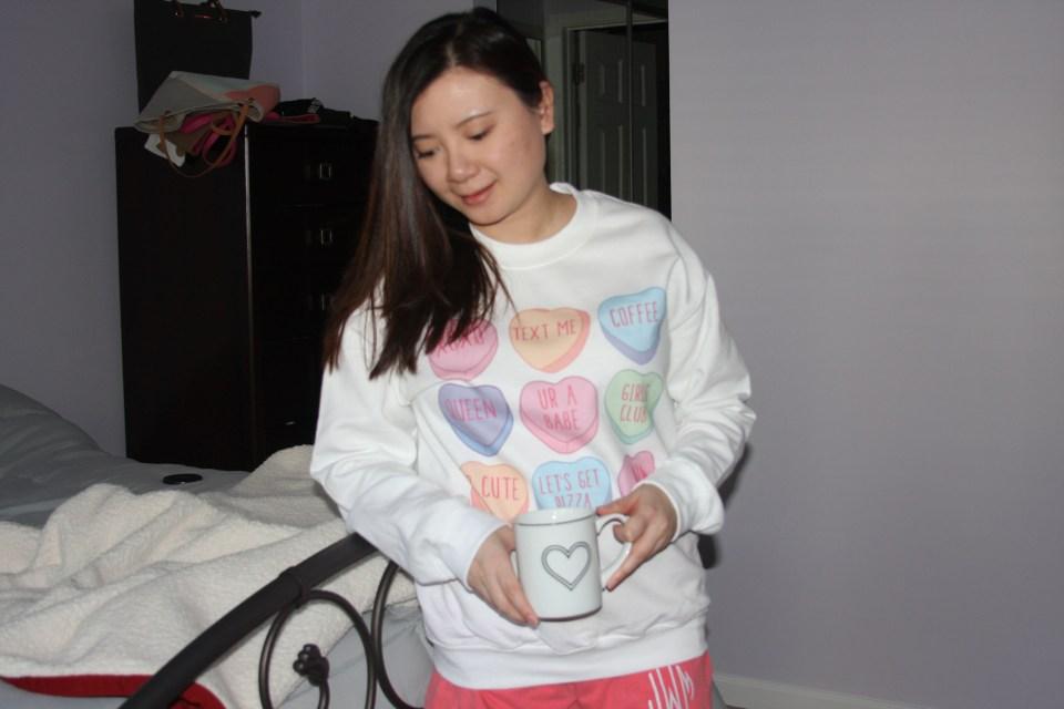 Candy Heart Pajamas 7