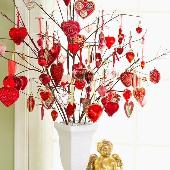 Heart Tree - Valentine's Day