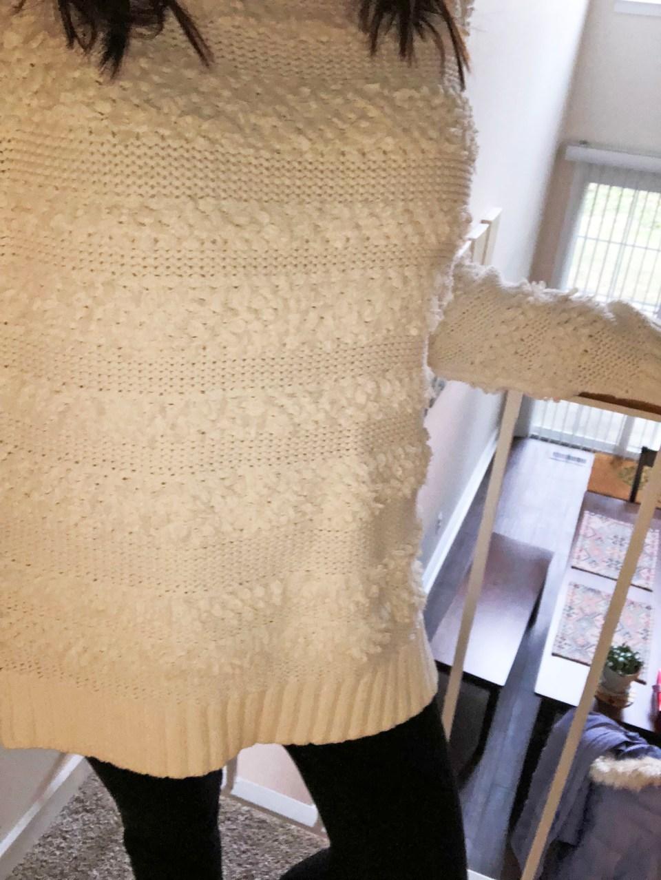 Loopstripe Sweater 11