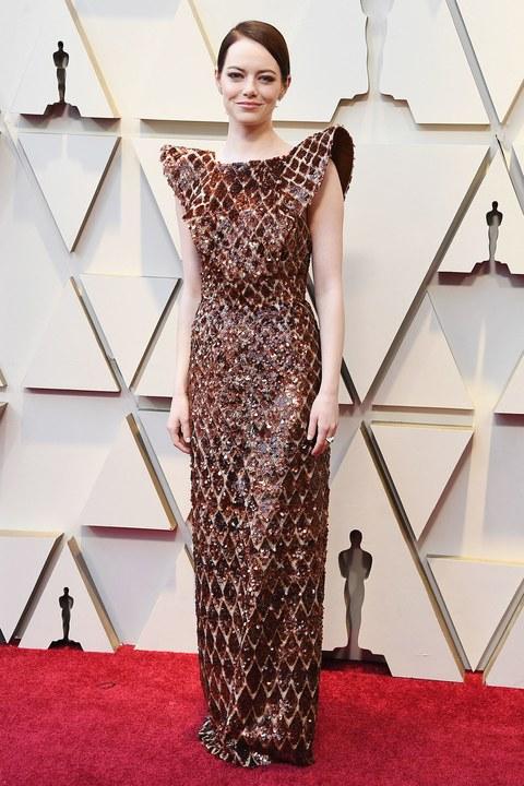 Oscars 2019 - Emma Stone