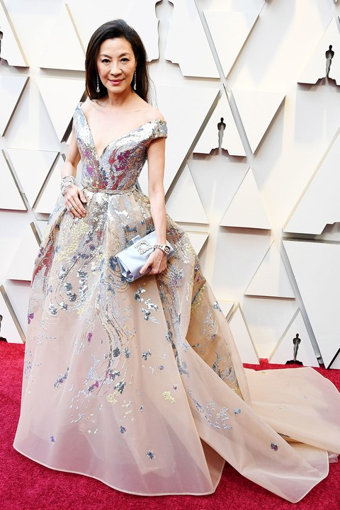 Oscars 2019 - Michelle Yeoh