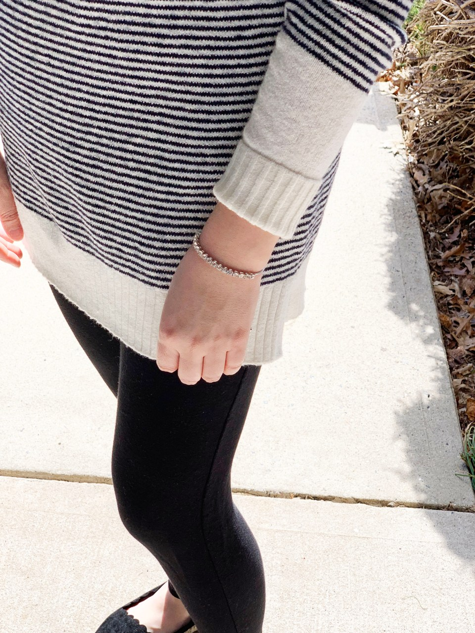 Skinny Stripe Sweater 7