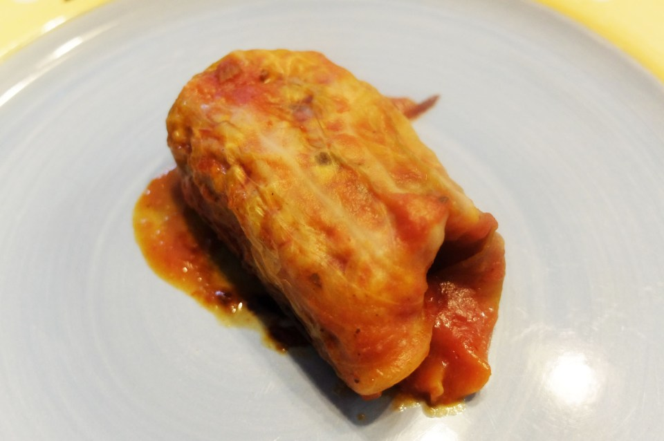 Cabbage Roll 4