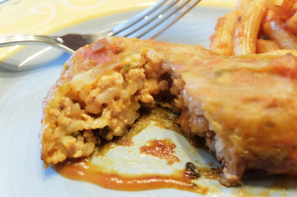 Cabbage Roll 5