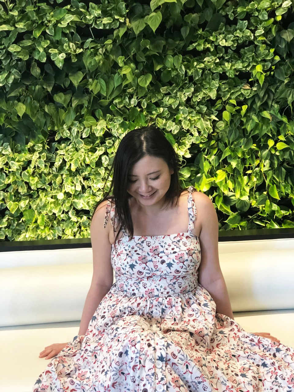 Floral Tiered Maxi Dress 11