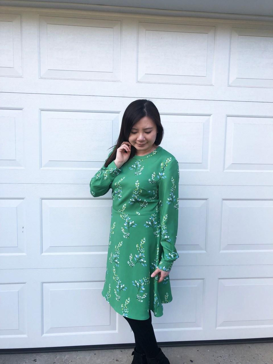 Flower Branch Dress 9