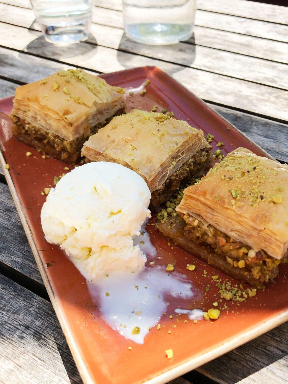 Rumi's Kitchen - baklava