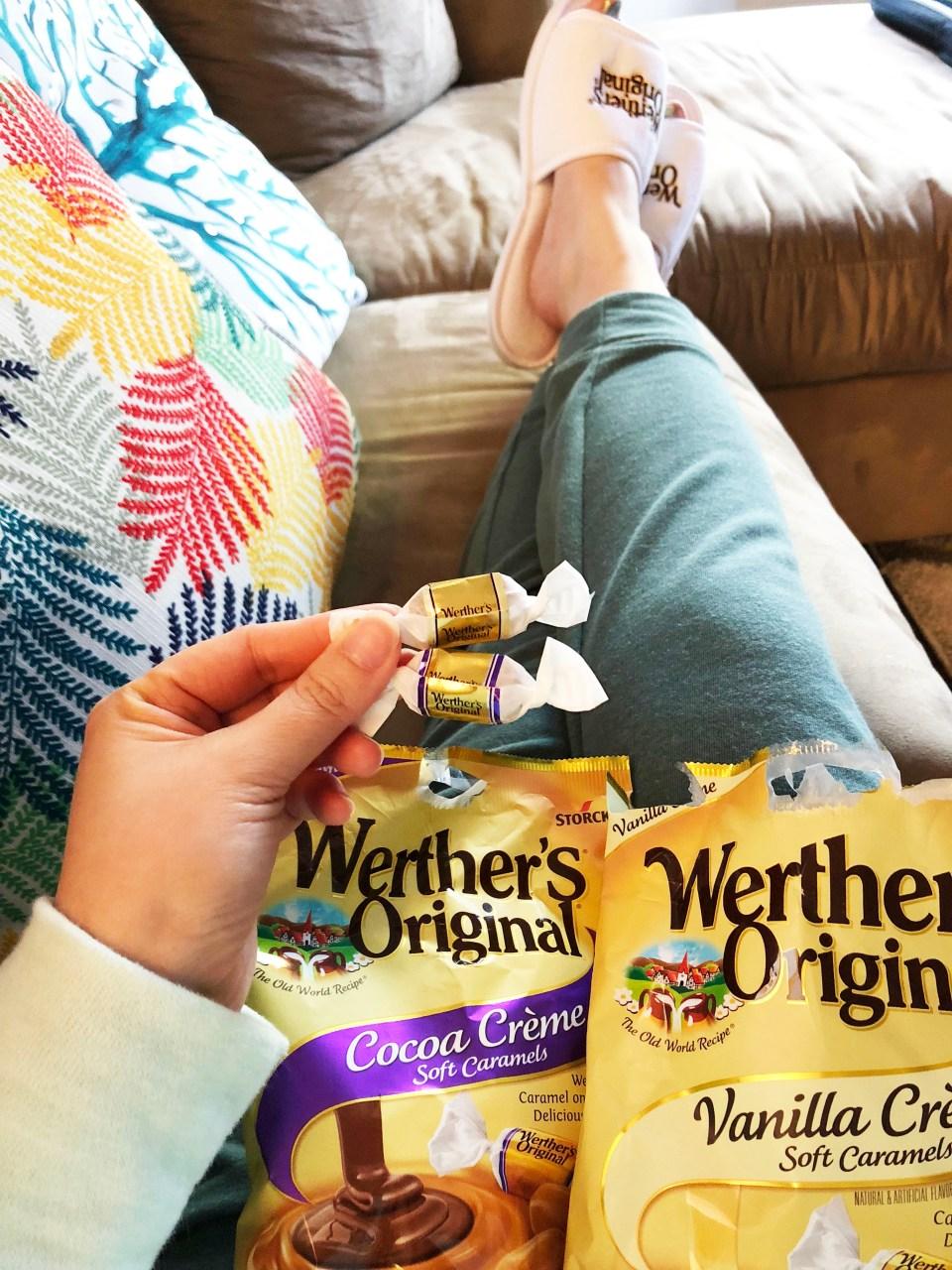 Werther's Original Cocoa & Vanilla Creme 2