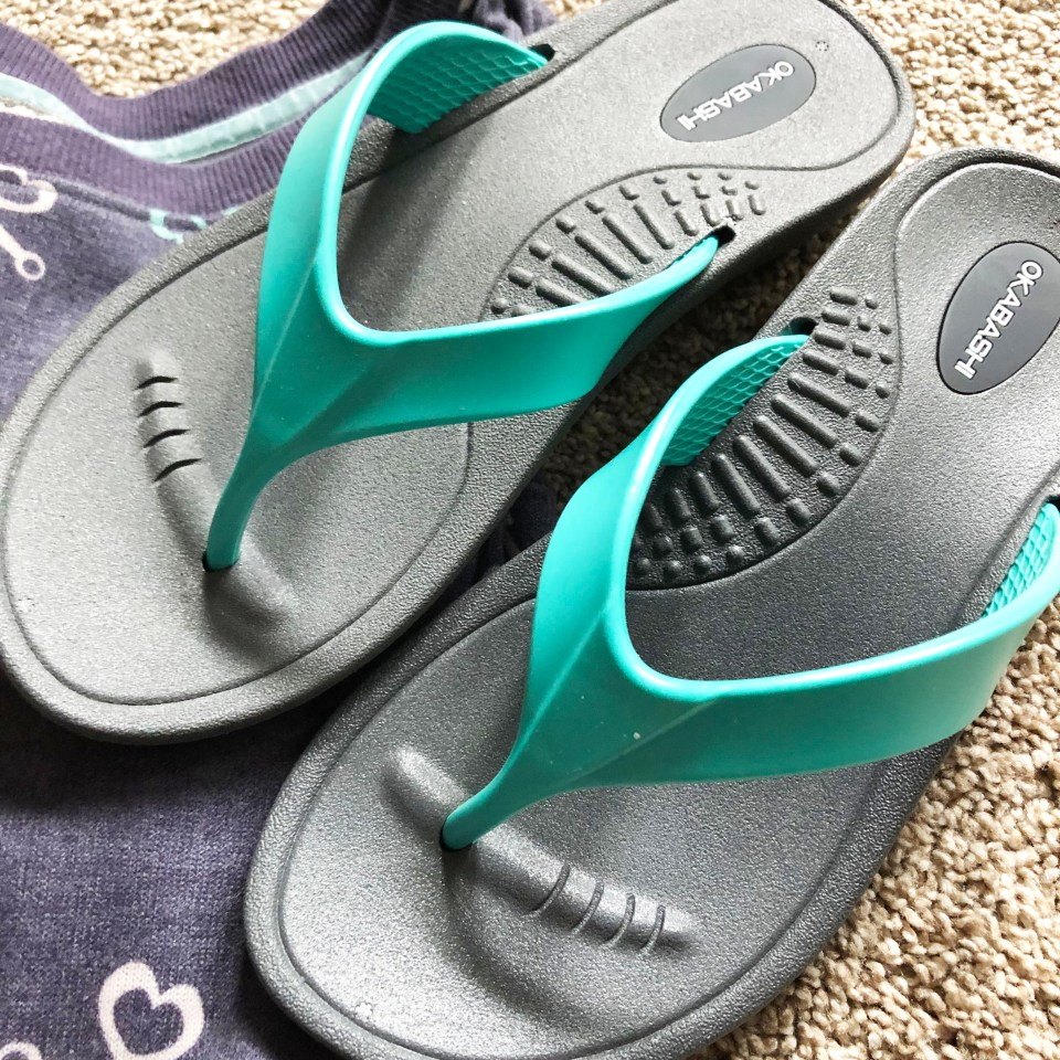 Okabashi Sandals - Marina 1
