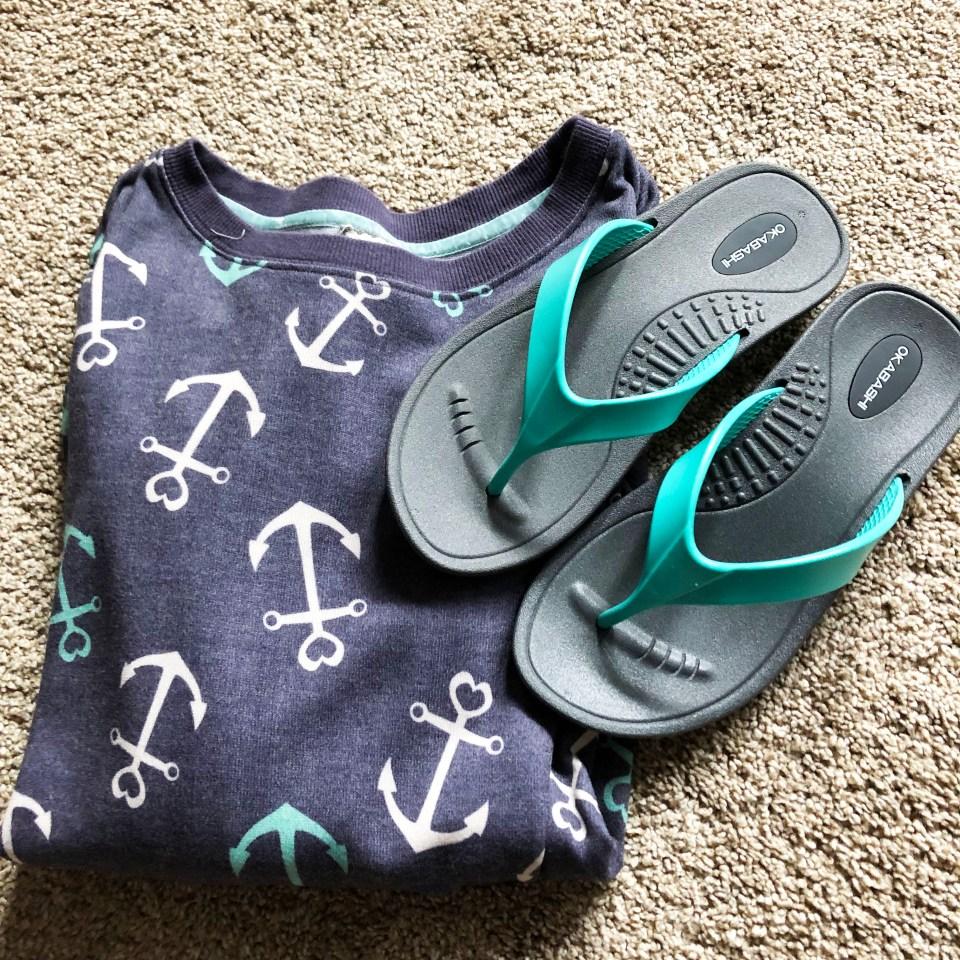 Okabashi Sandals - Marina