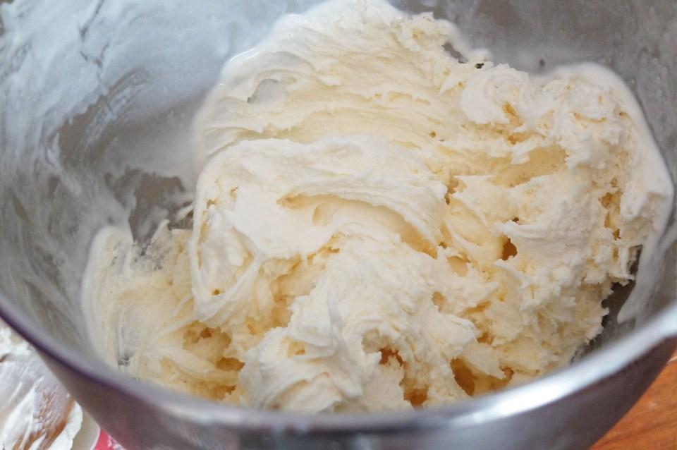 Vanilla Ice Cream Filling 1