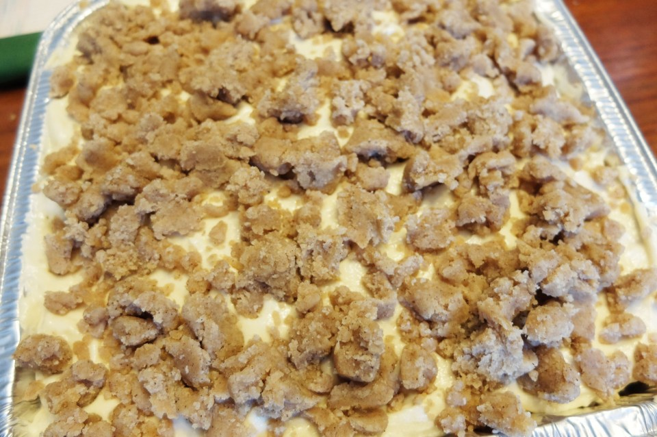 Apple Crumb Cake 14
