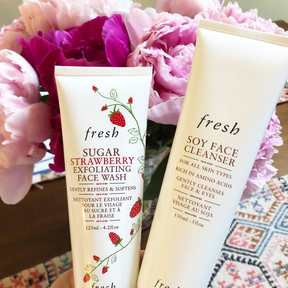 Fresh - Face Wash