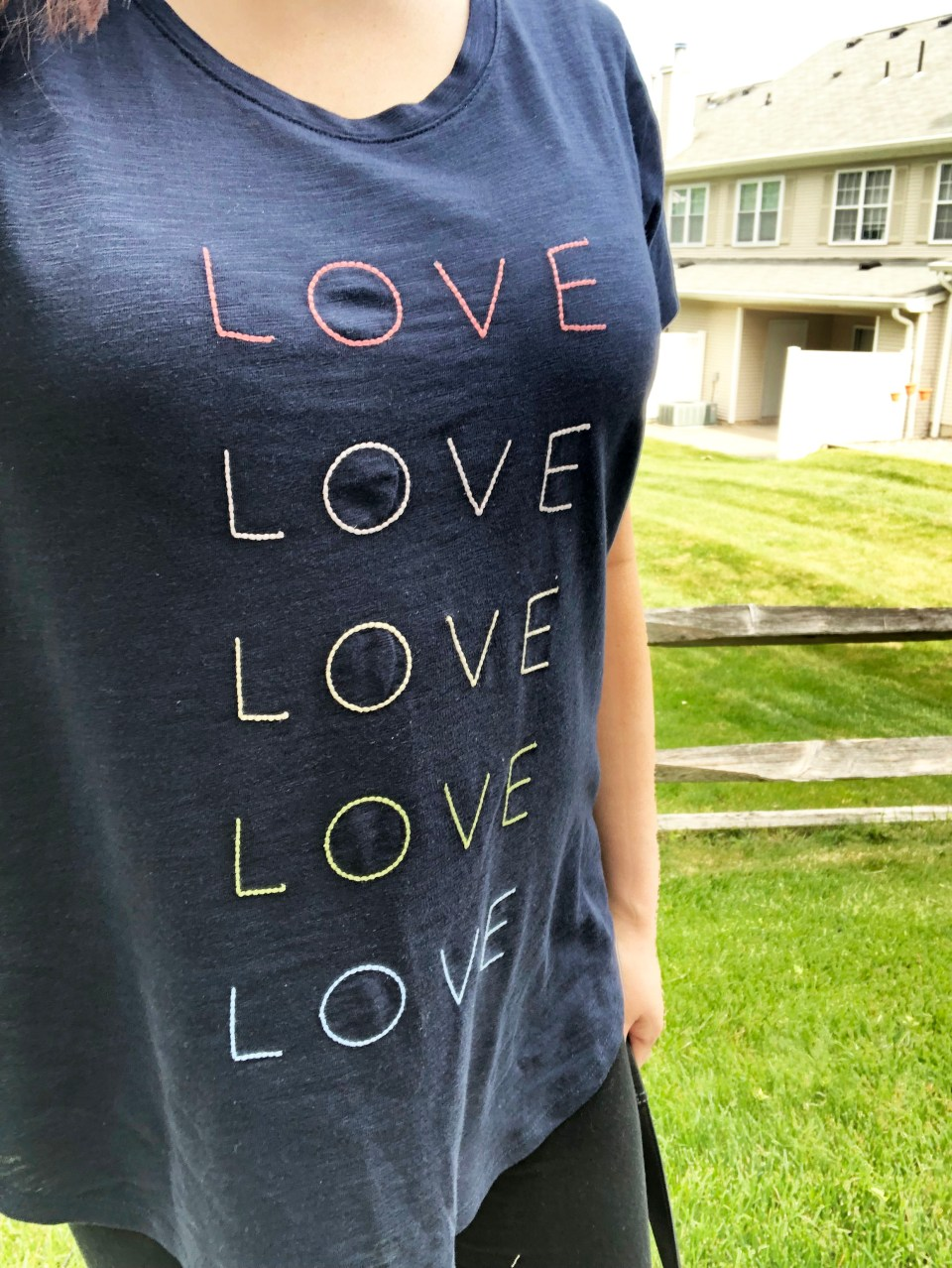 Love Tee 14