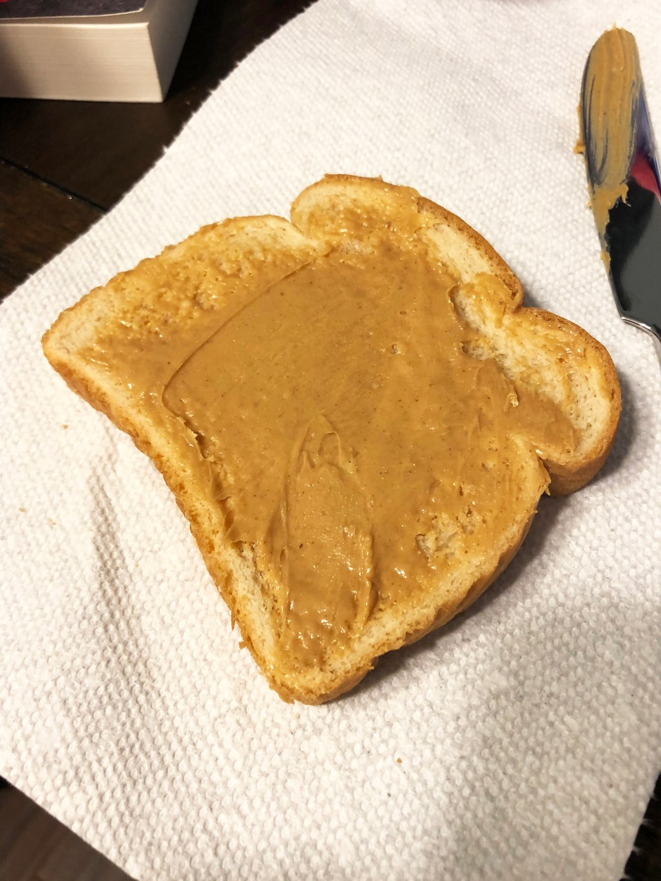Peanut Butter + Bread