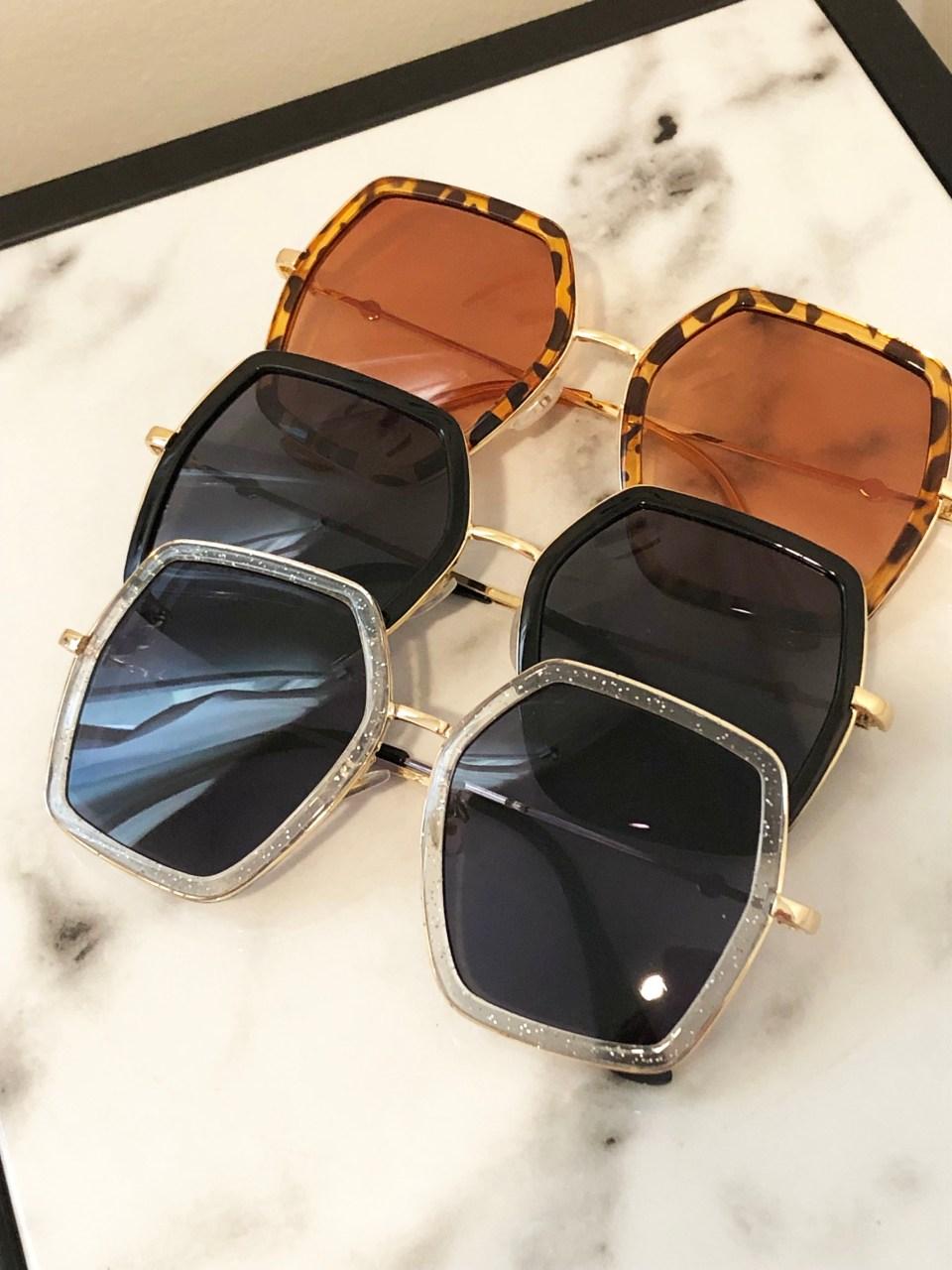 GAMT Oversized Sunglasses 1
