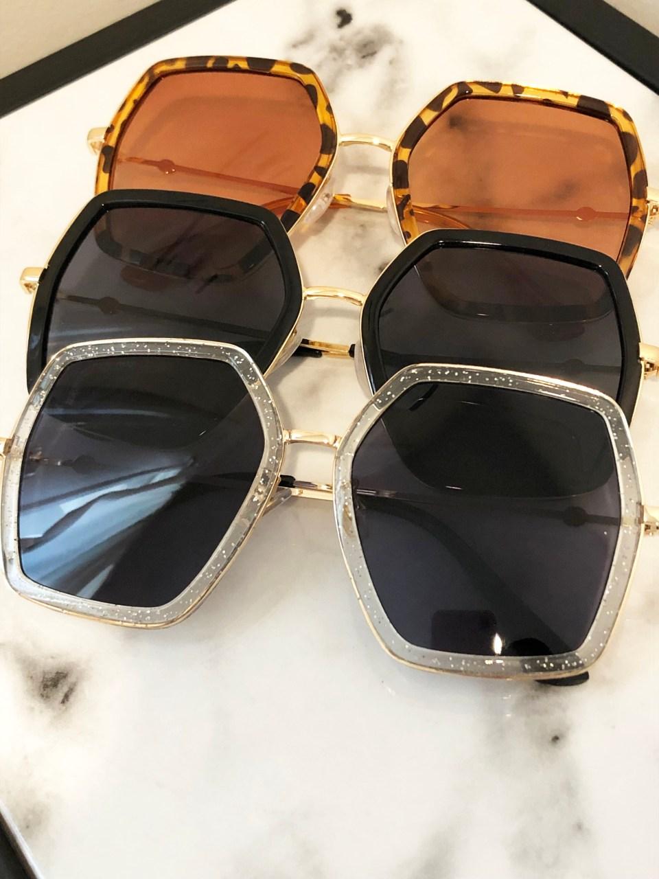 GAMT Oversized Sunglasses