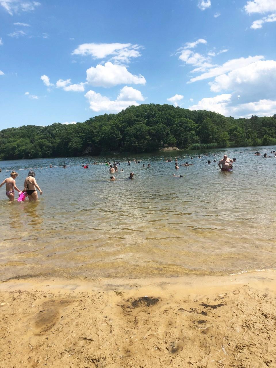 Hooks Creek Lake 3