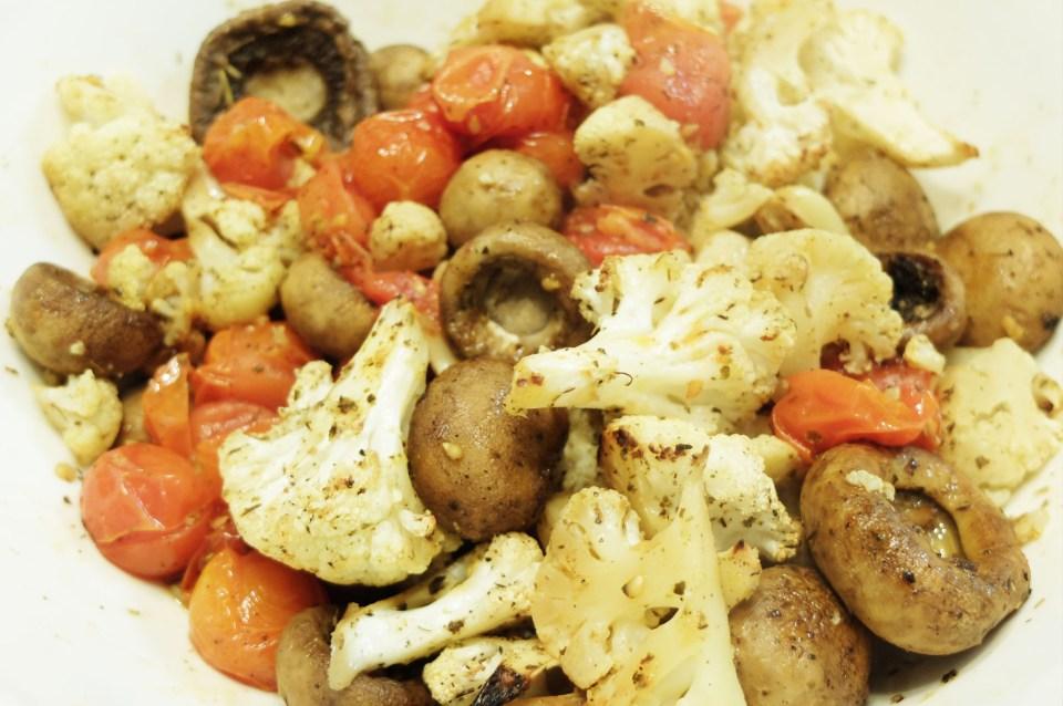 Italian Roasted Vegetables 3
