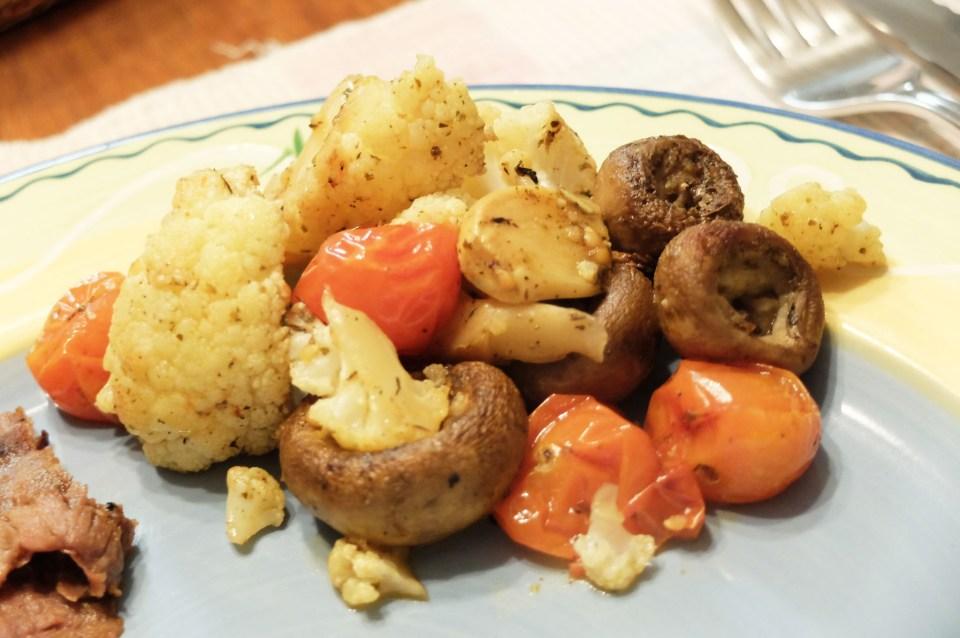 Italian Roasted Vegetables 5