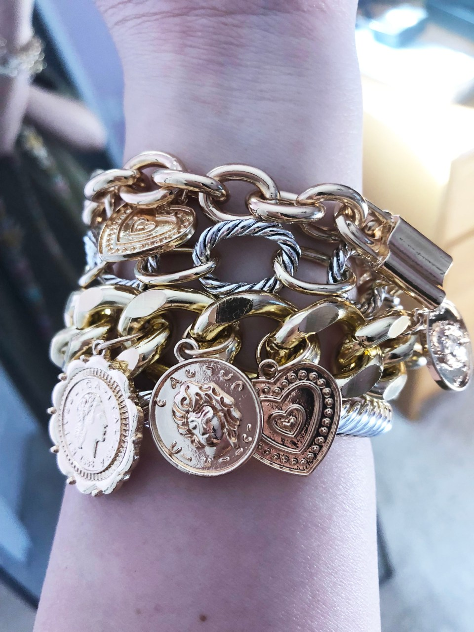 The Styled Collection Bracelet Stack 3