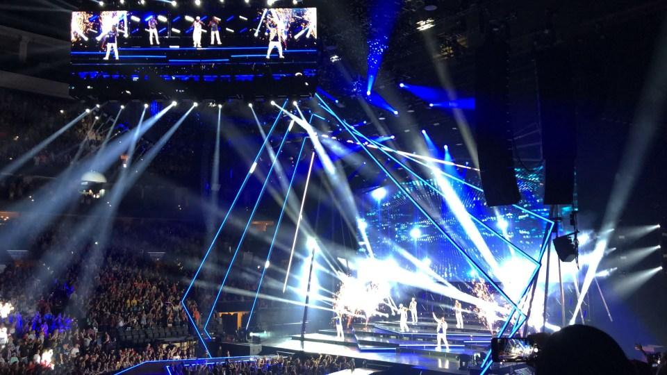 Backstreet Boys Concert 14