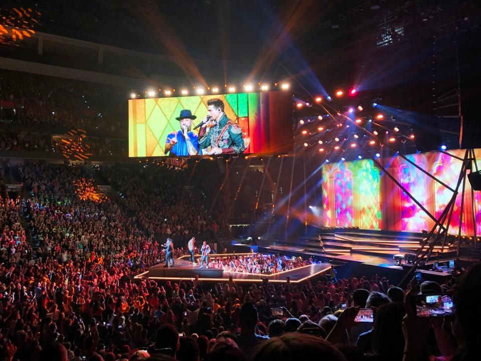 Backstreet Boys Concert 5