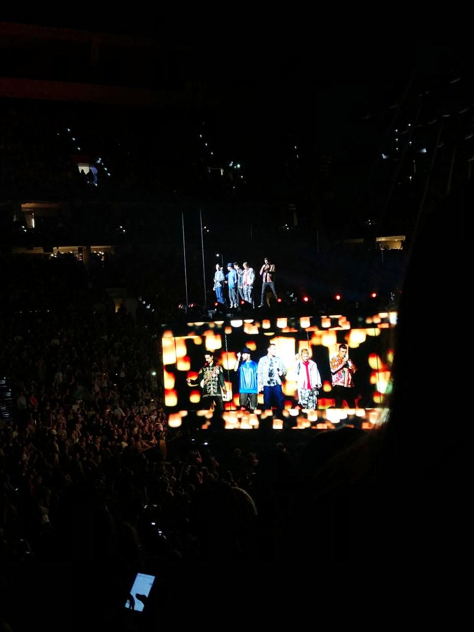 Backstreet Boys Concert 7