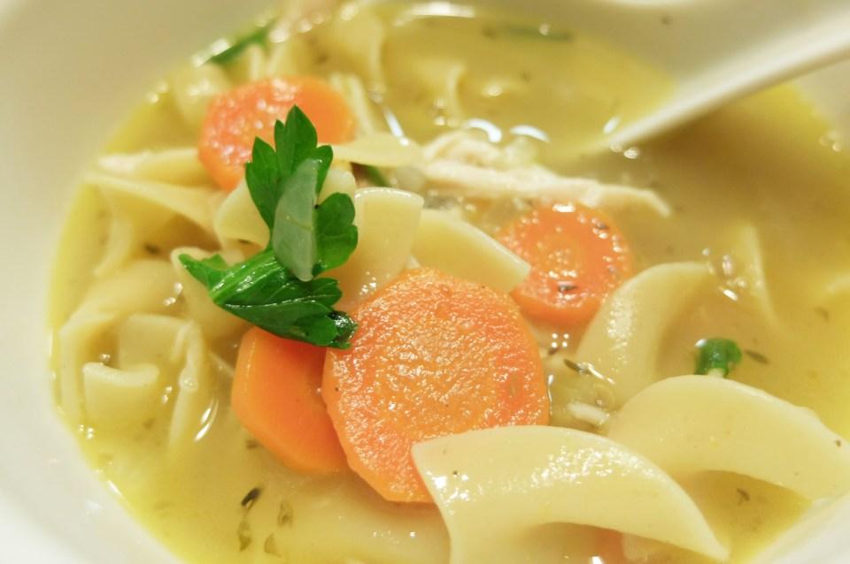 Chicken Noodle Soup 9