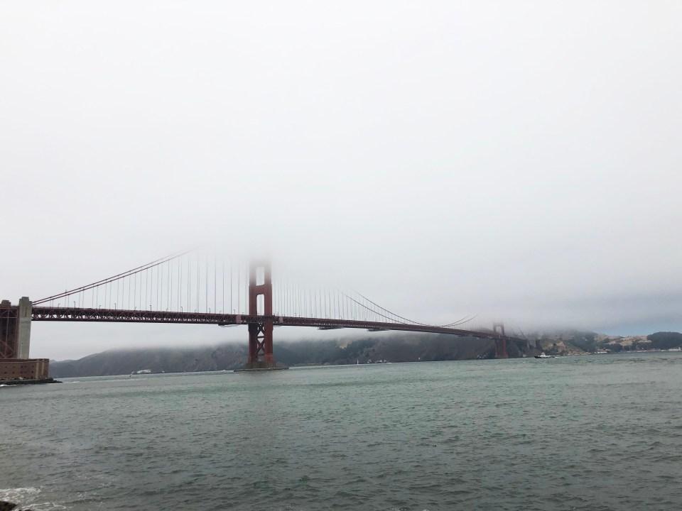 Golden Gate Bridge 12