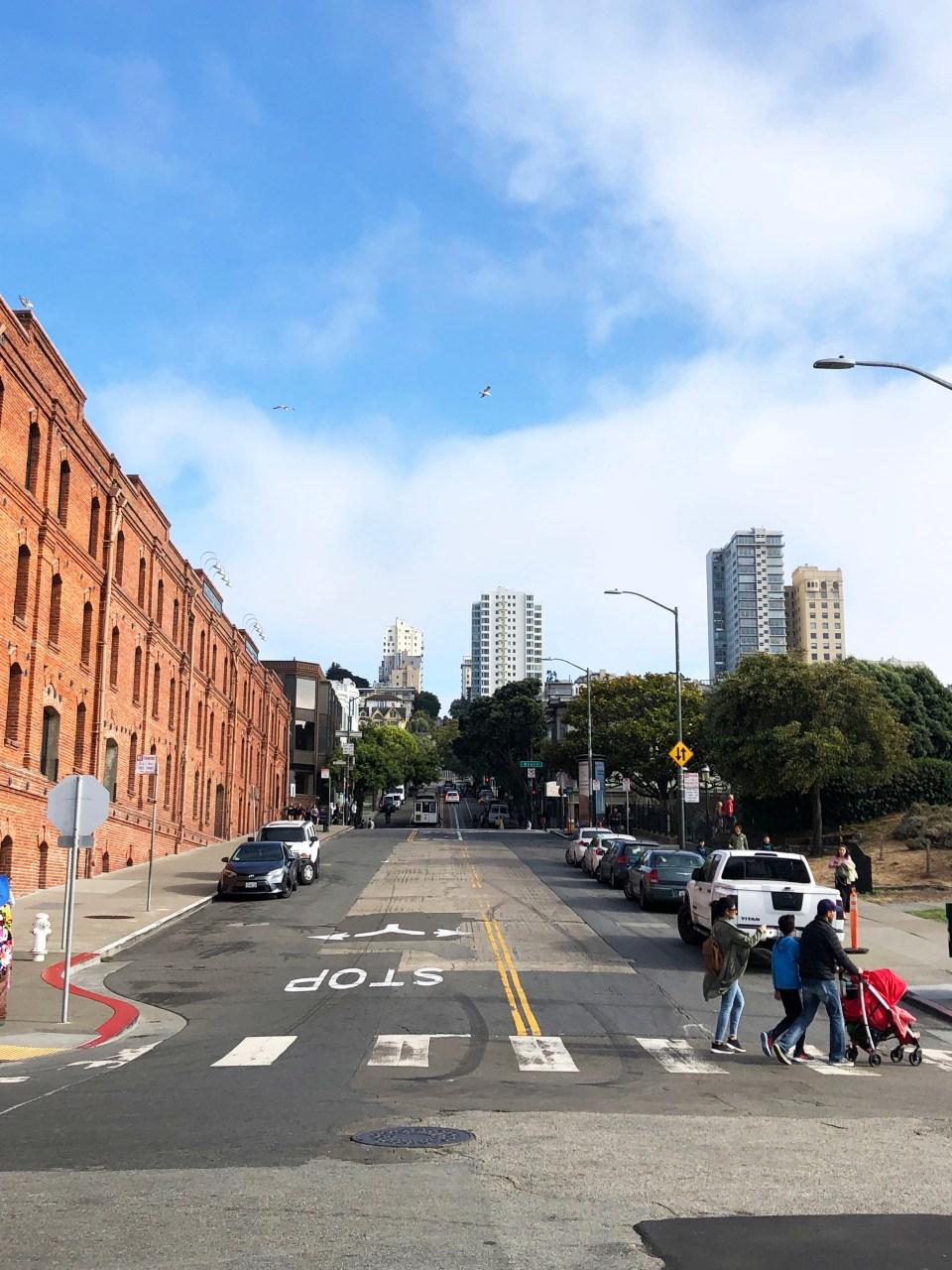 San Francisco Streets 1