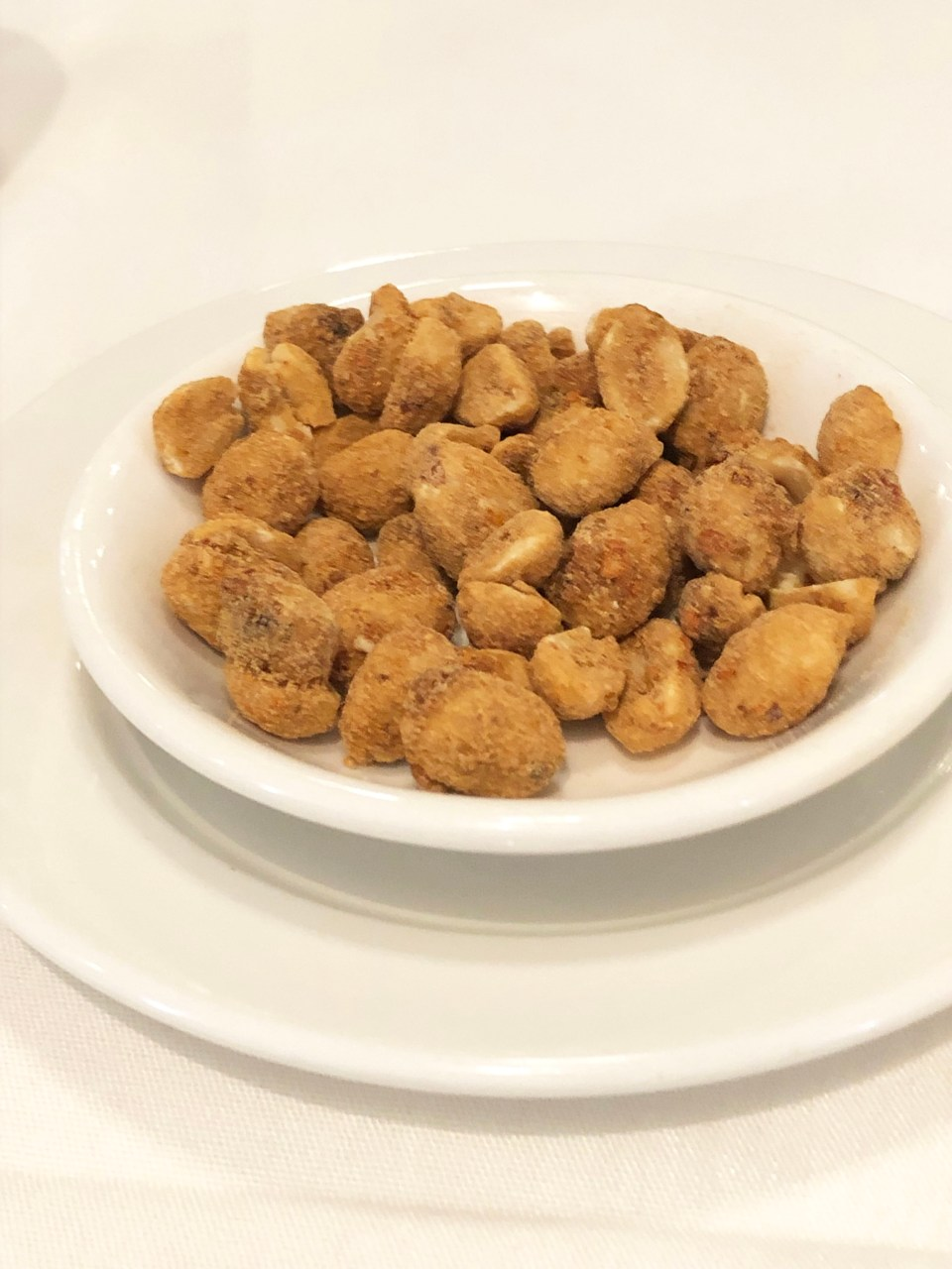 Chef Yang's 46 - Nuts