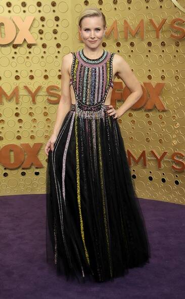 Kristin Bell - Emmys 2019