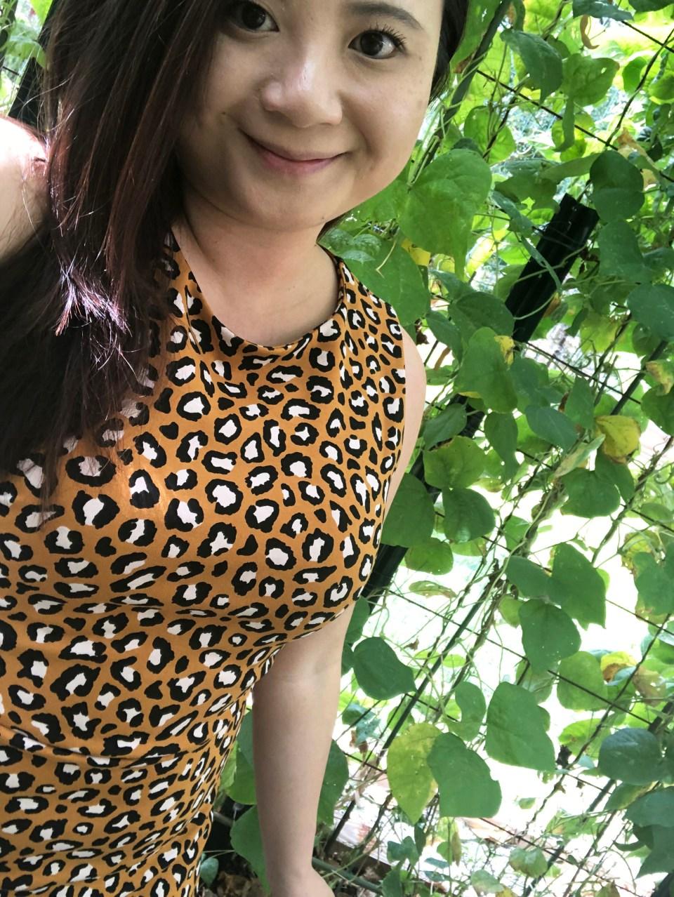 Leopard Sheath Dress 15