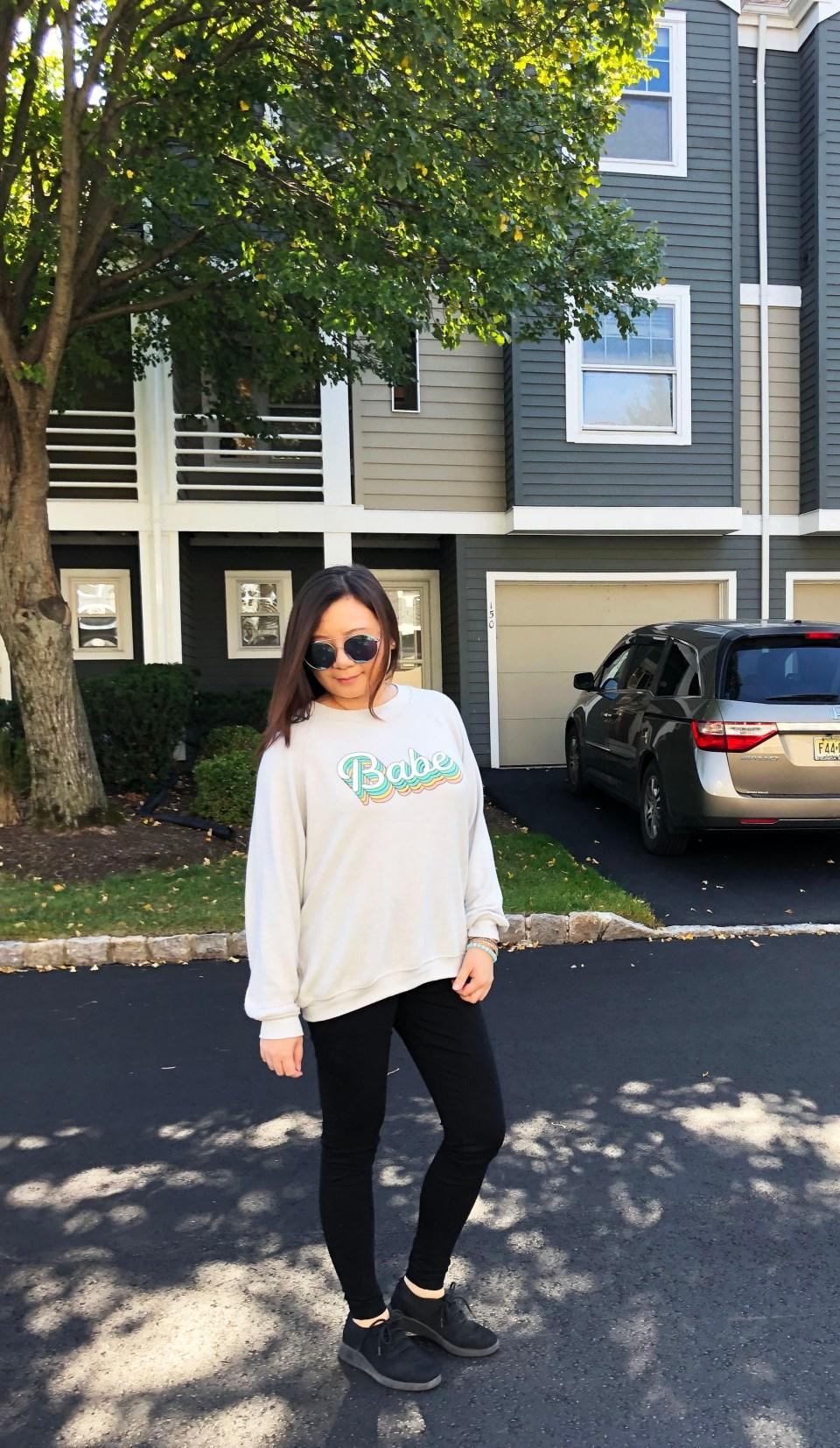 Babe Sweatshirt 11