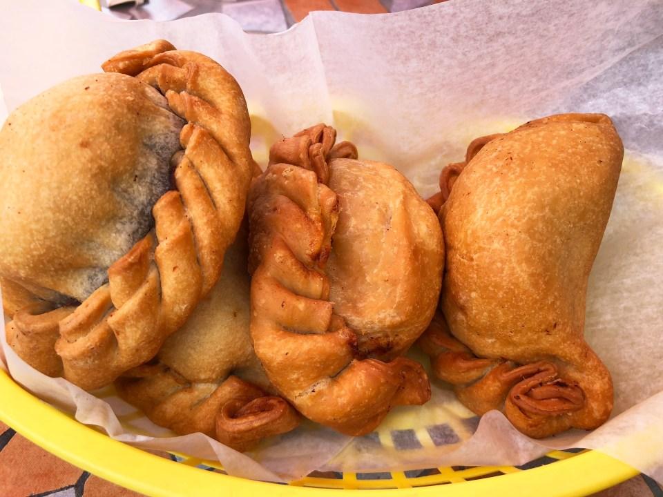 Division Street Cafe - Empanadas